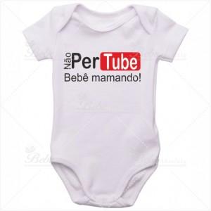 Body Bebê Não Per Tube Bebê Mamando