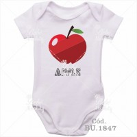 Body Bebê Apple