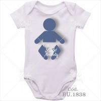 Body Bebê Criança