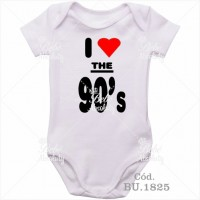 Body Bebê I Love The 90´S