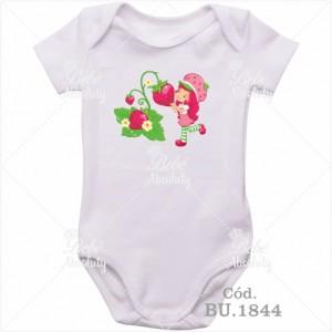 Body Bebê Moranguinho