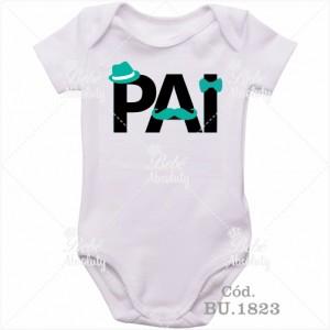 Body Bebê Pai