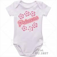 Body Bebê Princesa