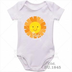 Body Bebê Sol