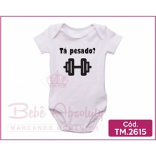 Baby Fitness Body Infantil - TM2615