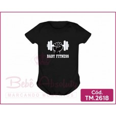 Baby Fitness Body Infantil - TM2618