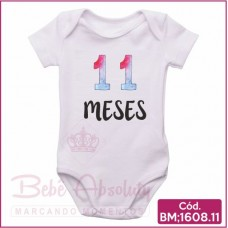Body 11 Meses - BM1608.11