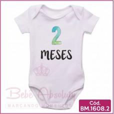 Body 2 Meses - BM1608.2