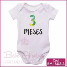 Body 3 Meses - BM1608.3