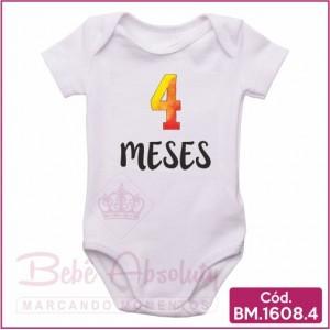 Body 4 Meses - BM1608.4