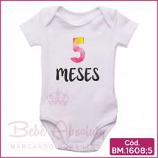 Body 5 Meses - BM1608.5