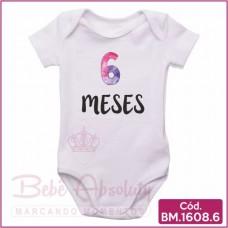 Body 6 Meses - BM1608.6