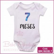 Body 7 Meses - BM1608.7