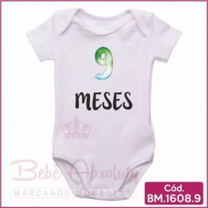 Body 9 Meses - BM1608.9