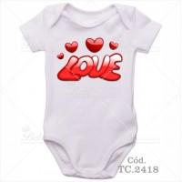 Body Bebê Love