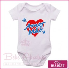 Body Amor de Mãe - BU1937