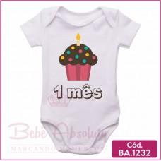 Body 1 Mês - BA1232