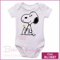 Body Bebê Snoopy