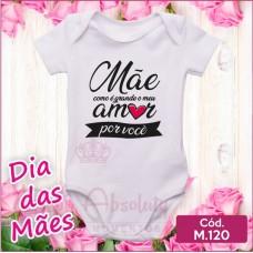 Body Dia das Mães - M.120