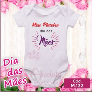 Body Dia das Mães - M.122