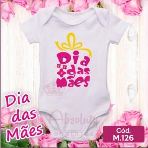 Body Dia das Mães - M.126