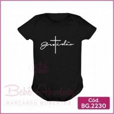 Body Bebê Gratidão - BG2230