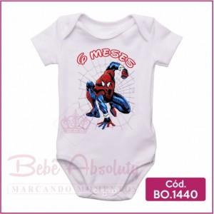 Body Homem Aranha - BO1440