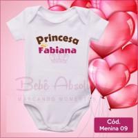 Body Menina 09 / Princesa