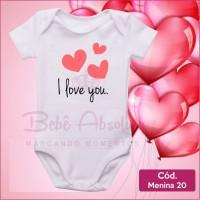 Body Menina 20 / I Love You