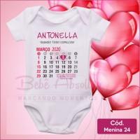 Body Menina 24 / Nascimento