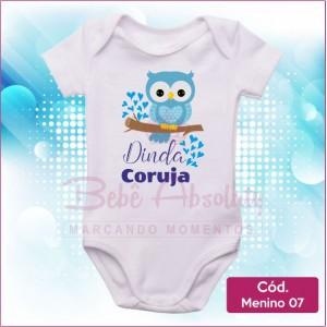 Body Menino 07 / Dinda Coruja
