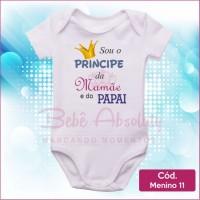 Body  Menino 11 / Sou Príncipe
