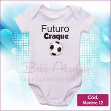 Body Menino 12 / Futuro Craque