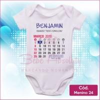 Body Menino 24 / Nascimento