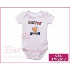 Bebê Fitness Body Infantil - TM2613