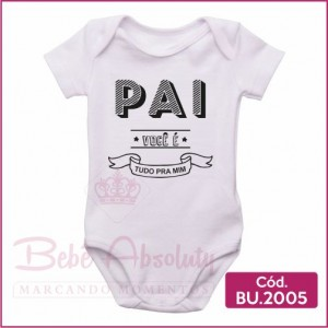 Body Pai Você é Tudo Pra Mim - BU2005
