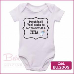 Parabéns Você Acaba de Ser Promovida a Titia