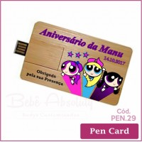 Pen Card Madeira 4 GB