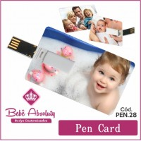 Pen Card Retangular 4GB