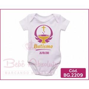Roupa para Batizado Infantil - BG2209