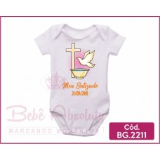 Roupa para Batizado Infantil - BG2211