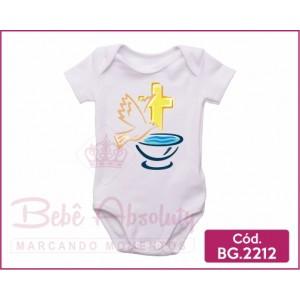 Roupa para Batizado Infantil - BG2212