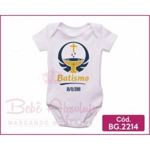 Roupa para Batizado Infantil - BG2214