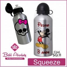 Squeeze Prata 500ml